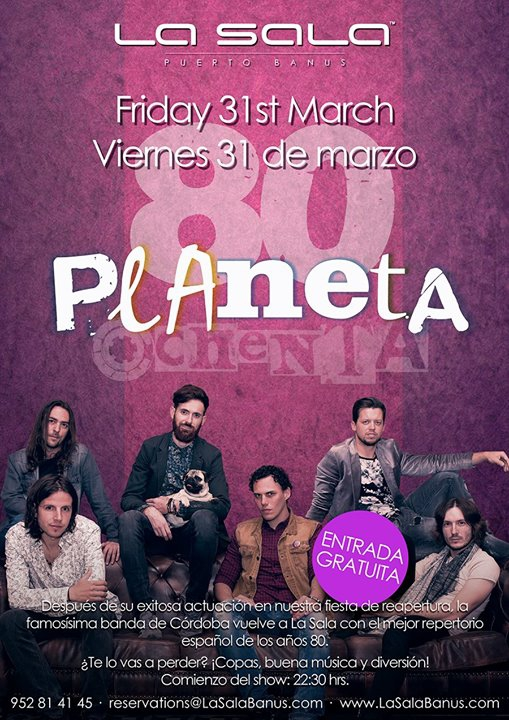 Planeta 80 returns!