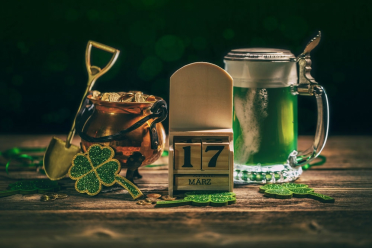 Playwright St. Patrick's Day