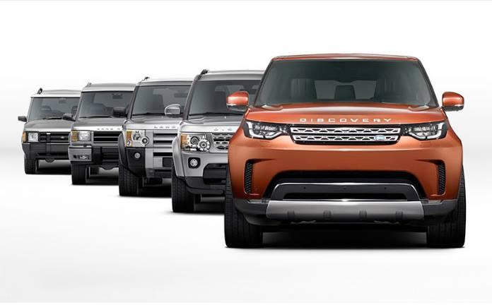 Presentación New Land Rover Discovery 20-21 Enero.