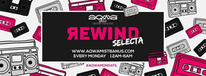 Rewind Selecta: Launch Party