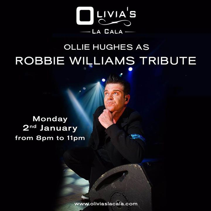 Robbie WilliamsTribute by Ollie Hughes