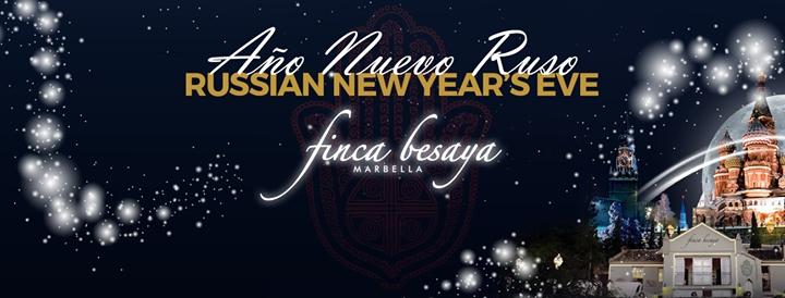 Russian New Year's Eve - Año Nuevo Ruso