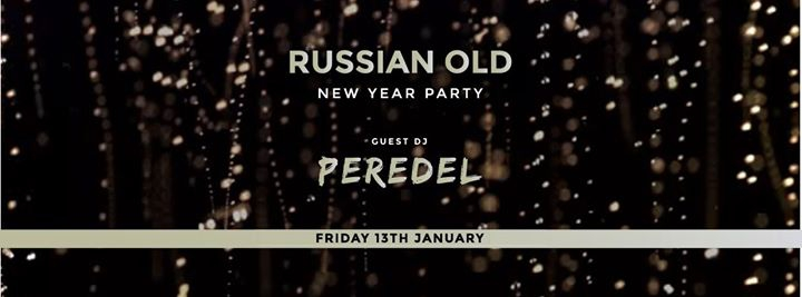 Russian Old NY Party