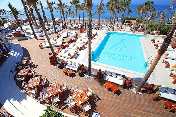 SINTILLATE Pool Parties at Nikki Beach