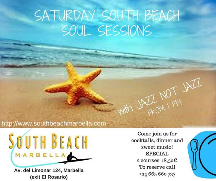 South Beach Soul Sessions with Jazz Not Jazz