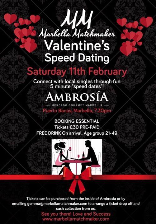 Speed Dating Marbella