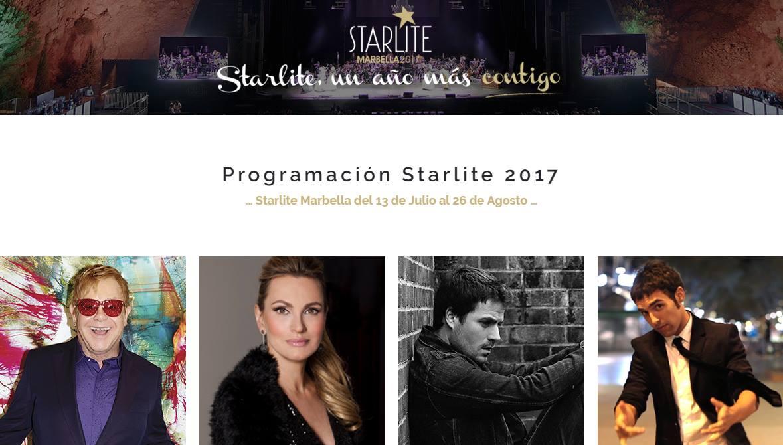 Starlite Marbella 2017
