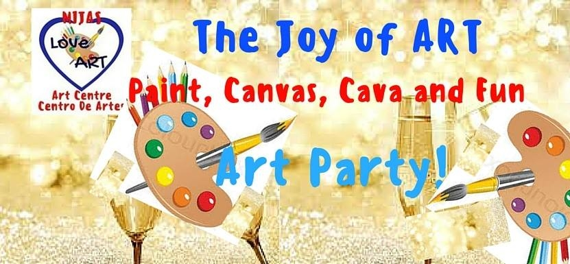 The Joy of Art Party