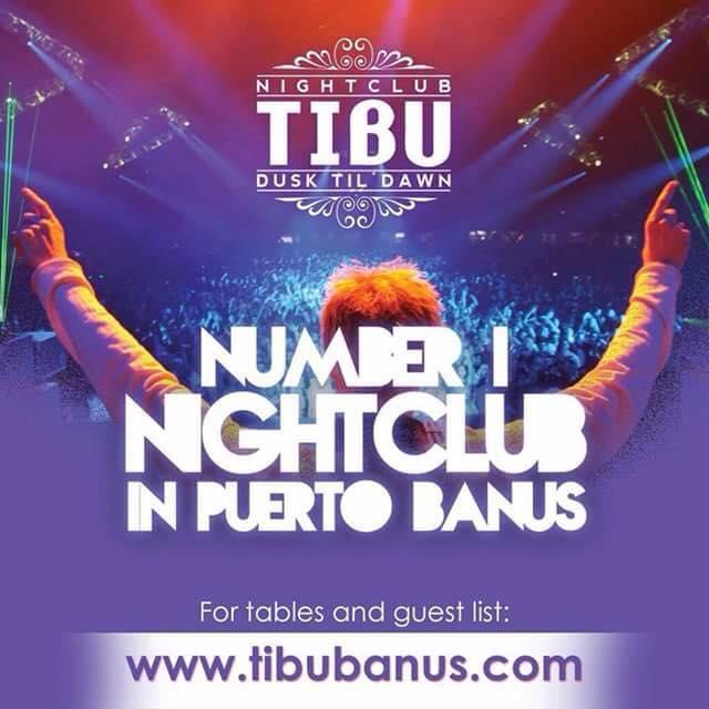 Tibu Summer opening party 2017