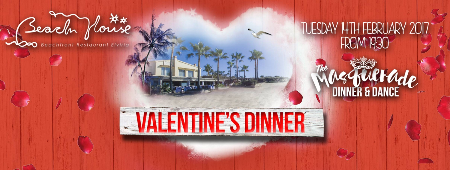 Valentine's Dinner at The Beach House