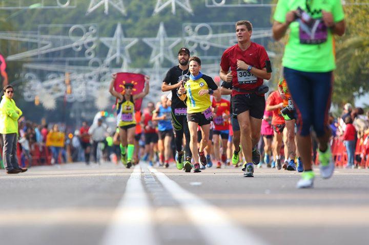 VII Maratón Málaga y I Carrera de los Boquerones