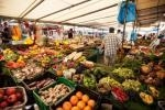 Marbella weekly street market