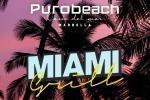 Miami Grill Beach party