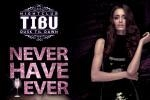 Never Have Ever every Thursday at Tibu