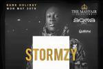 Stormzy at Aqwamist