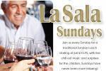 Sundays at La Sala Gibraltar