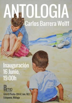 Art Exhibition at Patio Top Garden Furniture Estepona