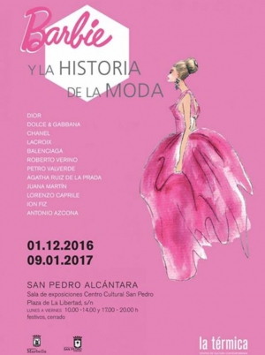 Barbie and the history of fashion