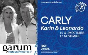 Carly at Garum