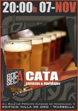 Cata de Cervezas & Maridajes