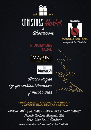 Christmas Market - Mercadillo Navideño