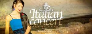 Consuelo Lallai The Italian Concert
