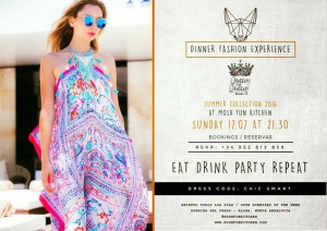 Dinner Fashion Show by Queen of Queens Marbella