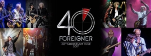 Foreigner in Concert in Marbella