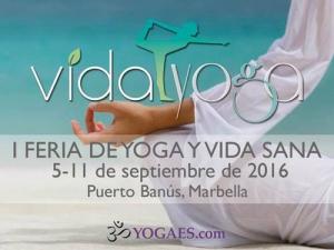 I Feria de Yoga y Vida Sana