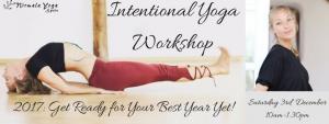 Intentional Yoga Workshop
