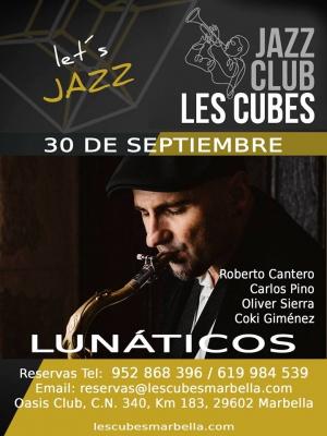 Jazz Club Les Cubes - Lunáticos