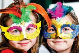 Masquerade Party at Fantasyland