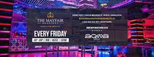 Mayfair Sessions at Aqwamist