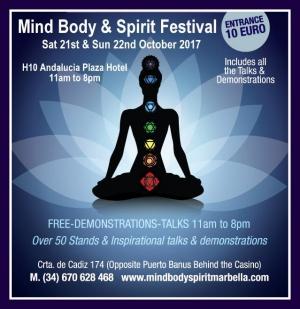Mind Body & Spirit Festival