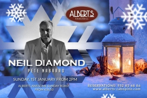 Neil Diamond Tribute at Alberts