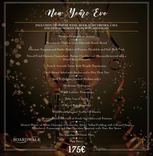 New Year's Eve 2016 at The Boardwalk
