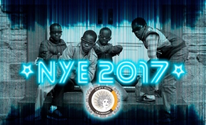 NYE 2017 - The Get Down - Dj Jiljilala & David DJ