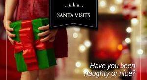 Santa Visits at La Sala