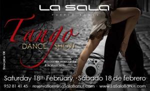 Tango Dance Show
