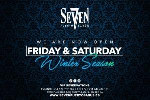 Winter Season at Seven