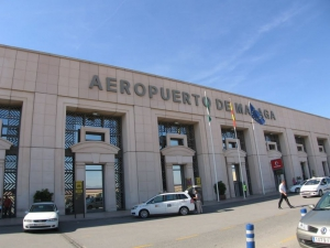 Malaga Airport Terminal 2