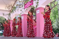 Flamenco Girls in Marbella