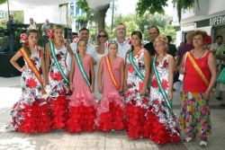 Traditional dress in Marbella