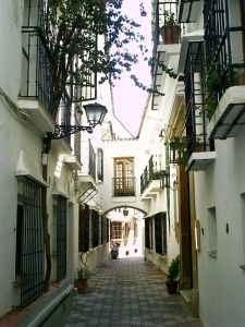 andalucian street