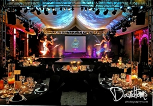 Decadent events and parties
