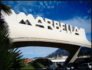 Famous Marbella Arch