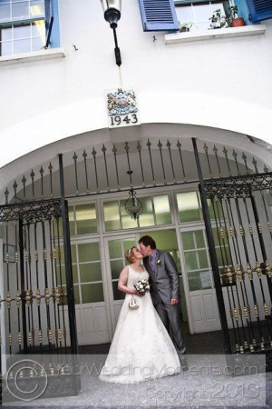 Getting married in Gibraltar (Gary Tapp)