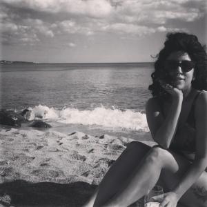 Lady Gaga in Marbella 2014
