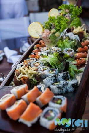 Nikki Beach Sushi (Gary Tapp)