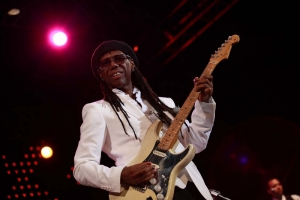 Nile Rogers returns for another year